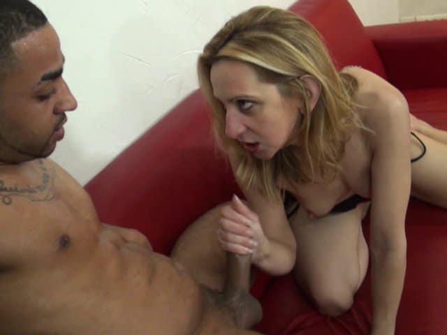 Louise et El Diablo dans un casting porno